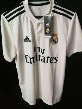 Camiseta Real Madrid Original 2018 TALLA S