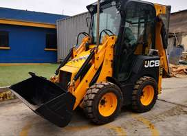 Vendo Mini retroexcavadora JCB 1CX 2016