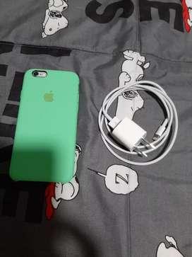 Vendo o cambió iphone 6