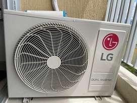 Aire acondicionado LG 24.000 btu inverter
