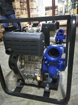 Motobomba diesel 3x3 pulgadas alta presión 10 HP Nueva