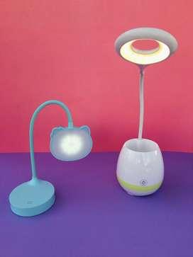 Lámpara de mesa con luz led