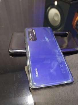 Celular Xiaomi mi note 10 Lite azul