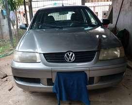 Automóvil  Volkswagen Gol 1.8 en excelentes condiciones, año 2003; precio negociable