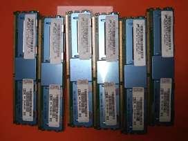 Memoria ddr2 para servidor