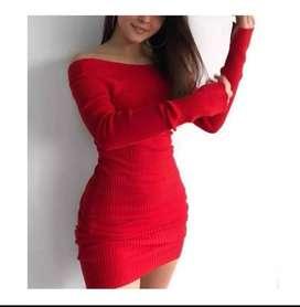 Venta de Vestido rojo