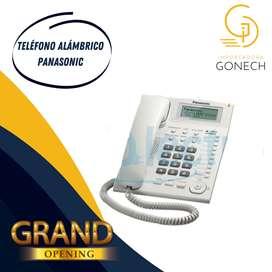 Teléfono Alámbrico Panasonic