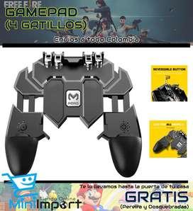 Gamepad 4 Gatillos