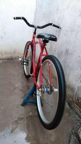 Vendo bicicleta playera de hombre