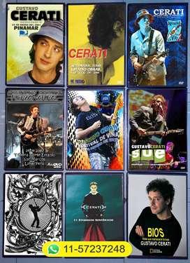 Gustavo Cerati  - Ineditos, Bootleg