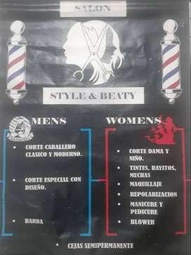 Se Necesita barberos y manicuristas en el poblado-Giron