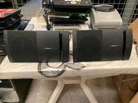 Parlantes Bose 100