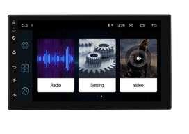 Equipo Radio Carro Android 8.1 Gps Wifi 16g Bluetooth Usb Fm