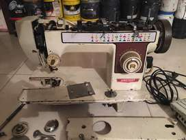 Maquina de coser, solo esta desbaratada