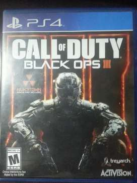 Call of duty black ops 3 fisico ps4 inglés