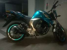 Yamaha FZ 2.0 tido al día vien cuidada nueva