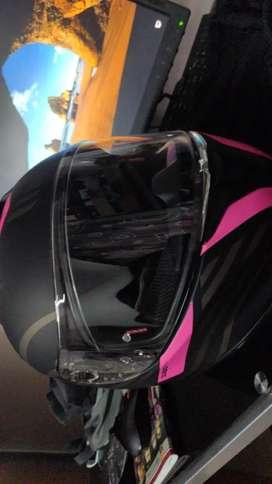 Vendo casco MT TARGO