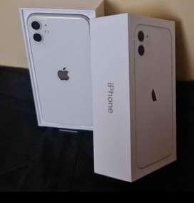 IPHONE 11 DE 64GB / BLANCO