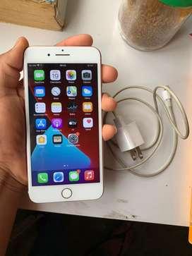 Iphone 7 plus 128gb 10/10