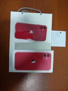 Vendo iphone 11 64gb y iphone 11 pro max 256gb