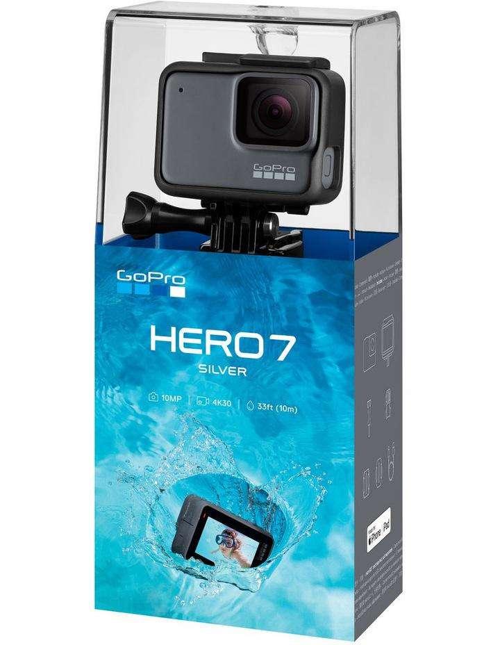 GoPro Hero 7 Silver  Nueva 4k Sellada TARJETA CREDITO 0