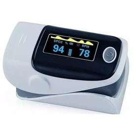 Oximetro De Pulso Medidor Oxigeno Pulsoximetro