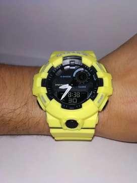 Reloj deportivo G shock