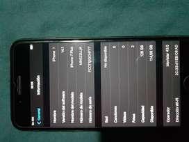 Vendo o permuto iphone 7plus de 128gb