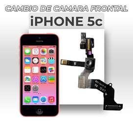 ¡Cambio de Cámara Frontal Iphone 5C!