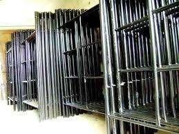 alquiler de andamios escaleras silletas