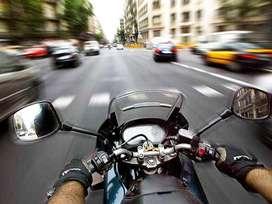 Servicio de Moto Mensajeria Caba