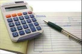 Auxiliar contable pasante