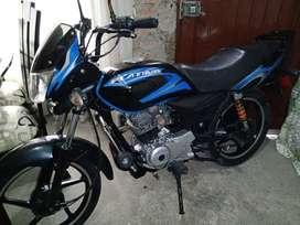 Se vende moto  de segunda