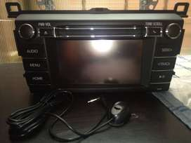 Radio Toyota Rav4 original Pioneer Corporation