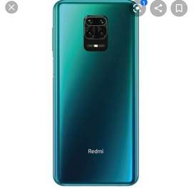 Vendo espectacular celular  redmi 9 s 64 GB 4 ram