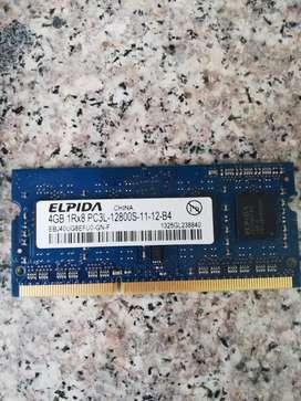 Memoria Ram 2Gb 4GB