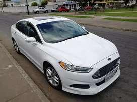 Ford fusión como nuevo