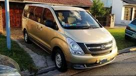 Vendo Hyundai h1 modelo 2009 .Segundo dueño. Excelente estado.