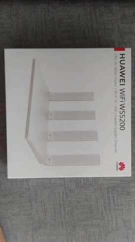 Modem NUEVO Huawei Wi-fi WS5200