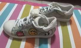 Zapatillas emoji N 35