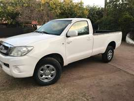 Toyota Hilux Cabina Simple 4x4 DX 2.5 - 2011