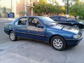 Vendo mi Peugeot en muy buen estado con GNC  y sin deuda