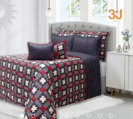 Edredón cama doble - doble faz
