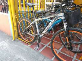 Vendo bicicleta todoterreno original
