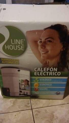 CALEFON ELECTRICO para ducha.