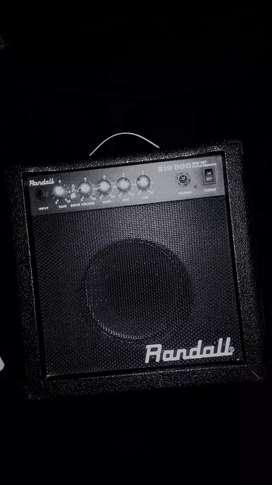 AMPLIFICADOR DE GUITARRA RANDALL BIG DIG 15T