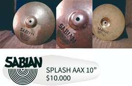 Splash Sabian Splash Aax 10