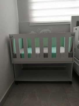 Cuna Colecho Moises para bebe