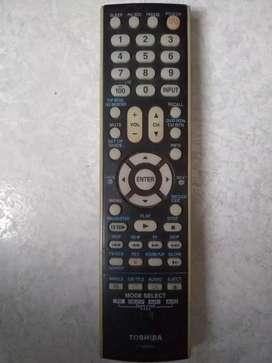 Venta control remoto TV TOSHIBA