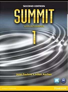 Libro de Ingles Intermedio Audios Summit